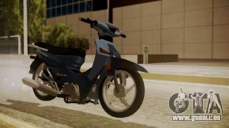 Honda Wave pour GTA San Andreas