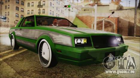 GTA 5 Faction LowRider DLC pour GTA San Andreas