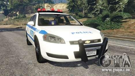 Chevrolet Impala NYPD für GTA 5