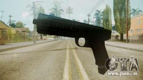 GTA 5 Tec9 für GTA San Andreas