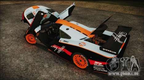 McLaren F1 GTR 1998 pour GTA San Andreas moteur