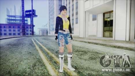 Home Girl New Chola für GTA San Andreas zweiten Screenshot