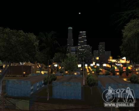 Project 2dfx 2015 pour GTA San Andreas quatrième écran