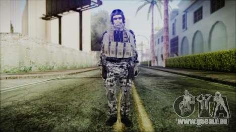 CODE5 Brazil für GTA San Andreas zweiten Screenshot