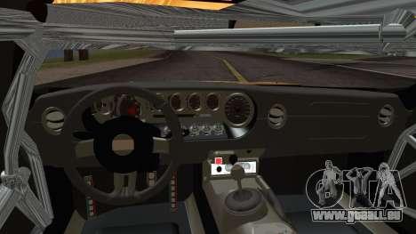 Ford GT-R mk.7 pour GTA San Andreas vue de droite