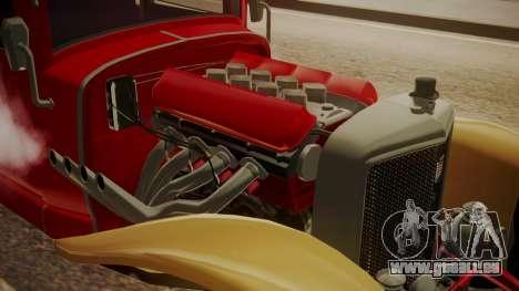 GTA 5 Albany Franken Stange für GTA San Andreas Rückansicht