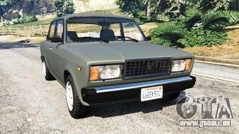 VAZ-2107 [Riva] für GTA 5