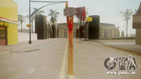 GTA 5 Katana für GTA San Andreas