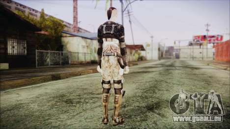 Barbie Punk für GTA San Andreas dritten Screenshot
