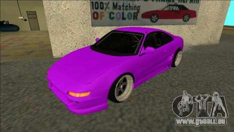 Toyota MR2 Drift pour GTA San Andreas