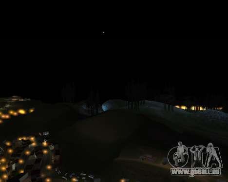 Project 2dfx 2015 pour GTA San Andreas troisième écran