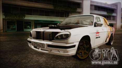 ГАЗ 31105 Drift (Everlasting Summer Edition) für GTA San Andreas
