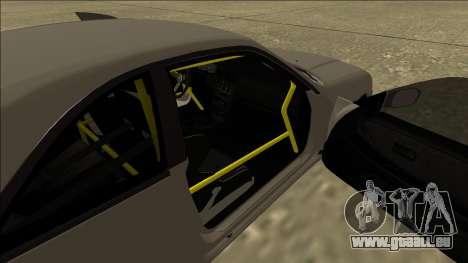 Nissan Skyline R33 Drift pour GTA San Andreas vue de côté