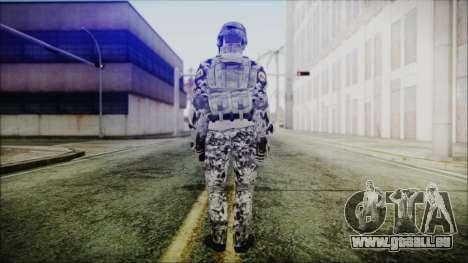 CODE5 Brazil für GTA San Andreas dritten Screenshot