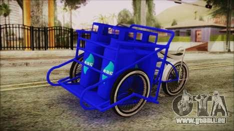 Bici Colgas für GTA San Andreas
