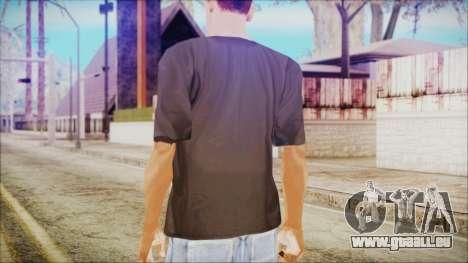 Illuminati T-Shirt pour GTA San Andreas deuxième écran