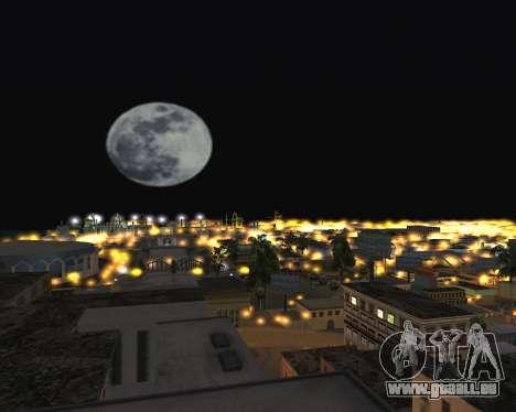 Project 2dfx 2015 pour GTA San Andreas deuxième écran