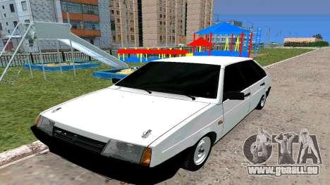 2109 THE БПАN pour GTA San Andreas