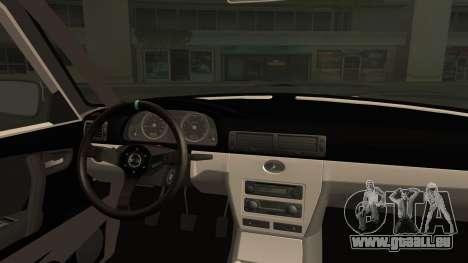 ГАЗ 31105 Drift (Everlasting Summer Edition) für GTA San Andreas rechten Ansicht