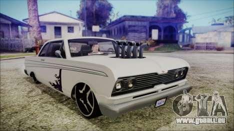 Blade Custom für GTA San Andreas