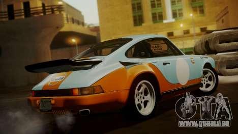 RUF CTR Yellowbird (911) 1987 HQLM pour GTA San Andreas