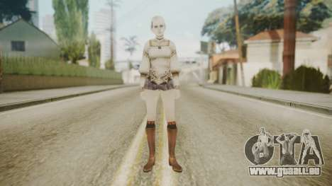 Demento Fiona Haunting Ground für GTA San Andreas zweiten Screenshot
