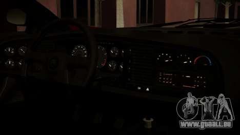 Jaguar XJ220 1992 HQLM pour GTA San Andreas vue de droite