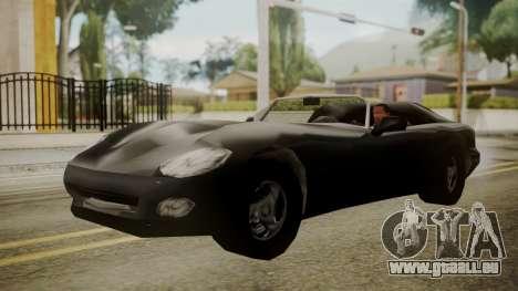 Banshee III pour GTA San Andreas