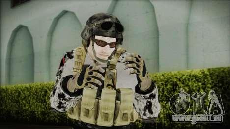 CODE5 Brazil für GTA San Andreas