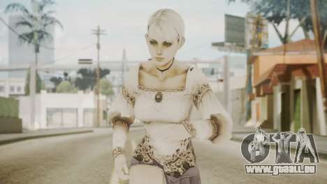 Demento Fiona Haunting Ground pour GTA San Andreas