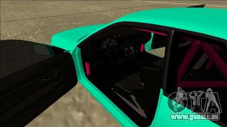 Nissan Skyline R32 für GTA San Andreas obere Ansicht