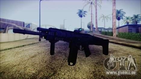 Bushmaster ACR für GTA San Andreas