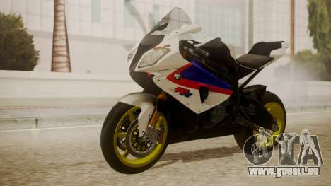 BMW S1000RR Limited pour GTA San Andreas