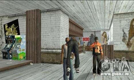 Pour transporter le cadavre pour GTA San Andreas