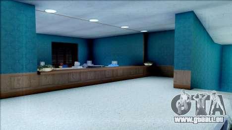 New Interior for SFPD für GTA San Andreas sechsten Screenshot