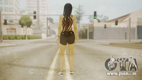DoA Kokoro pour GTA San Andreas troisième écran