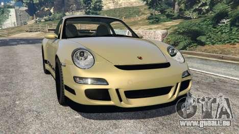 Porsche 911 (997) GT3 RS 2007 für GTA 5