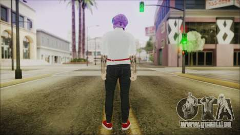 DLC Halloween GTA 5 Skin 2 für GTA San Andreas dritten Screenshot