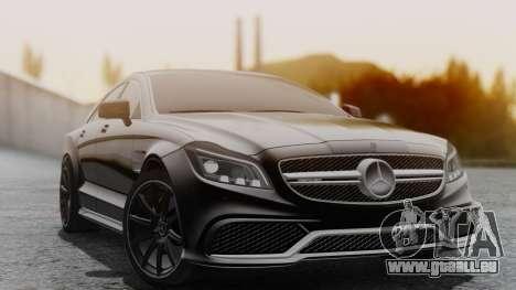 Mercedes-Benz CLS 63 AMG W218 für GTA San Andreas