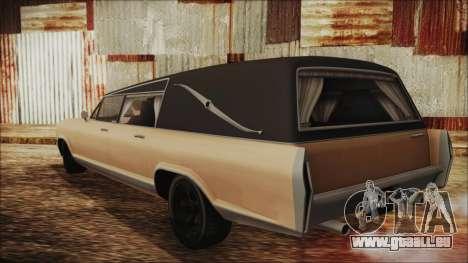 GTA 5 Albany Lurcher für GTA San Andreas linke Ansicht