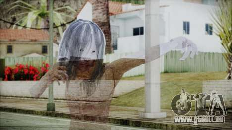 Ghost of Kayako Saeki pour GTA San Andreas