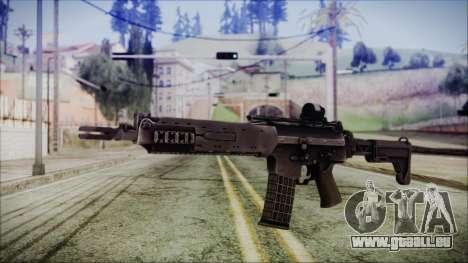 AK 5C für GTA San Andreas