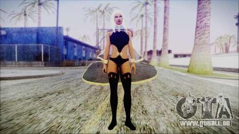 Storm Black pour GTA San Andreas deuxième écran