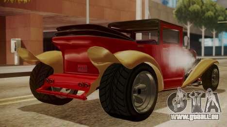 GTA 5 Albany Franken Stange pour GTA San Andreas laissé vue