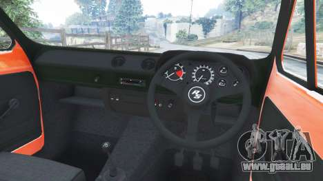 Ford Escort MK1 v1.1 [HRE] für GTA 5