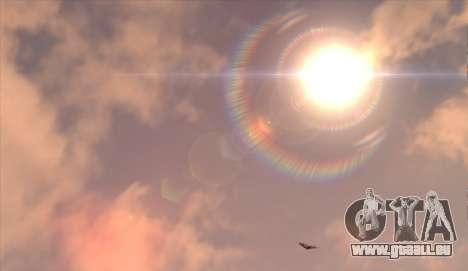 Cleo SkyBox für GTA San Andreas fünften Screenshot