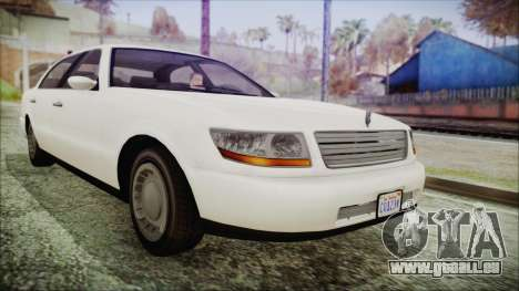 GTA 5 Albany Washington IVF pour GTA San Andreas