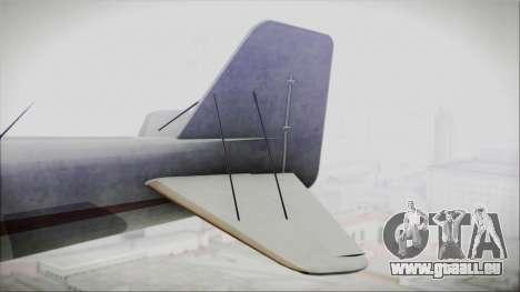 GTA 5 Duster für GTA San Andreas zurück linke Ansicht