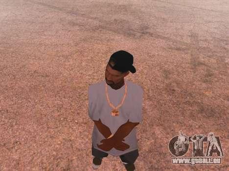 Welaso Boulevard Familis [Davis Pack] pour GTA San Andreas quatrième écran