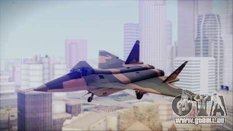 Mikoyan MIG 1.44 Flatpack Venezuelan Air Force für GTA San Andreas